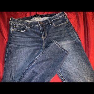 Blue Hollister Jeans!